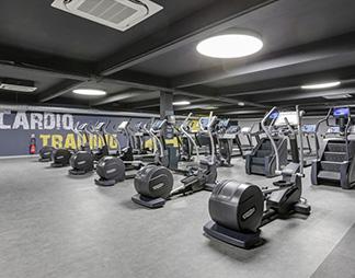 Accueil Salle De Sport Fitness Park
